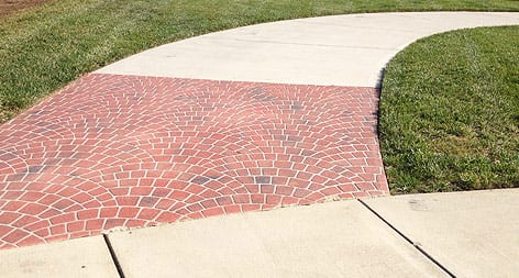 Carolinas Concrete Finishers Brick Concrete